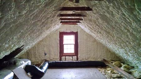 Delaware Spray Foam Spray Foam Insulation In Delaware